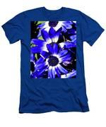 Blue Beauties Men's T-Shirt (Athletic Fit)