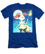 8e2c2f987 Braixen Illustration Men's T-Shirt (Athletic Fit)
