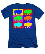 Buffalo Madness Men's T-Shirt (Athletic Fit)