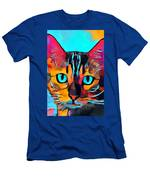 Cat 10 Men's T-Shirt (Athletic Fit)