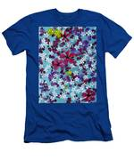 Flower Fantasy Guatemala Men's T-Shirt (Athletic Fit)