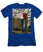 Georgetown Law Holiday Men's T-Shirt (Athletic Fit)