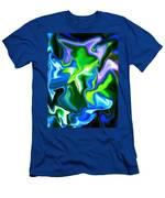 Glowing Stem Men's T-Shirt (Athletic Fit)