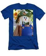 Happy Scarecrow Men's T-Shirt (Athletic Fit)