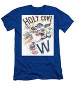 Holy Cow  Men's T-Shirt (Athletic Fit)