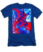 I Pledge Allegiance... Men's T-Shirt (Athletic Fit)
