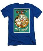 Jack Frost 1934 Men's T-Shirt (Athletic Fit)
