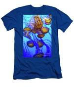 Japanese Sea Nettles Men's T-Shirt (Athletic Fit)