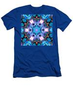 Kaleidoscope 1 Men's T-Shirt (Athletic Fit)