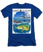 Knot Guilty Men's T-Shirt (Athletic Fit)