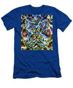 Labyrinth Of The Mind  Men's T-Shirt (Athletic Fit)