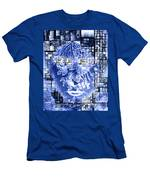 Mask Of The Great Lady Men's T-Shirt (Athletic Fit)