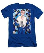 Max Holding Snowflake Men's T-Shirt (Athletic Fit)