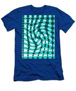 Moveonart New Patterns 3 Men's T-Shirt (Athletic Fit)