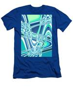 Moveonart Sharing Our Strength Men's T-Shirt (Athletic Fit)