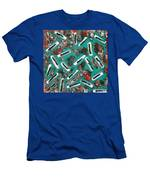 Moveonart Untitled 3 2005 Men's T-Shirt (Athletic Fit)