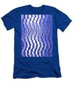 Moveonart Urban Waves 2 Men's T-Shirt (Athletic Fit)