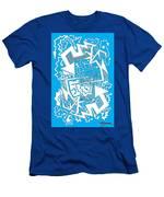 One Liner X Jtl Men's T-Shirt (Athletic Fit)