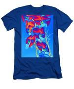 Orchid 1 Men's T-Shirt (Athletic Fit)