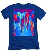 Orchid 2 Men's T-Shirt (Athletic Fit)