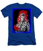 Painted Penny Men's T-Shirt (Athletic Fit)