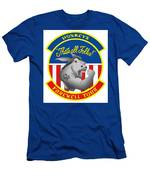 Retirement Patch Men's T-Shirt (Athletic Fit)