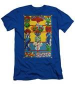 Rfb0330 Men's T-Shirt (Athletic Fit)