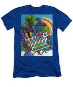 Rfb0519 Men's T-Shirt (Athletic Fit)