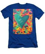 Self Love Men's T-Shirt (Athletic Fit)