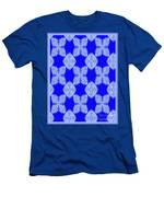 Snow Flakes In May Men's T-Shirt (Athletic Fit)