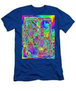 Splash 2 Men's T-Shirt (Athletic Fit)