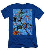 Spring Tree Men's T-Shirt (Athletic Fit)