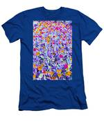 Spring Tulips - Photopower 3125 Men's T-Shirt (Athletic Fit)