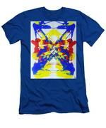 Symmetry  25 Men's T-Shirt (Athletic Fit)