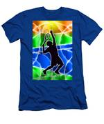 Tennis Men's T-Shirt (Athletic Fit)