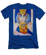The Empressa  Of Hearts Angel Of Grace Beauty And Devotion Men's T-Shirt (Athletic Fit)