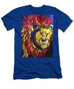 The Lions Mane. Men's T-Shirt (Athletic Fit)