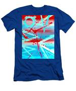 The Olympiad  Men's T-Shirt (Athletic Fit)