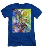 There's Always A Blue Thread Through It Men's T-Shirt (Athletic Fit)