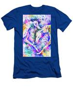 Transcendent Greyhounds Men's T-Shirt (Athletic Fit)