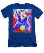 First Tennis Ball Men's T-Shirt (Athletic Fit)