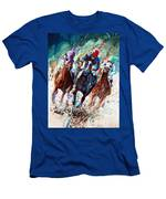For The Roses Men's T-Shirt (Athletic Fit)
