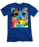 Scottish Fold Men's T-Shirt (Athletic Fit)