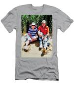 Rest Stop At Coorong Men's T-Shirt (Athletic Fit)