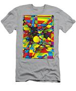 Abstraction V 063 Marucii Men's T-Shirt (Athletic Fit)