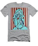 American Girl Men's T-Shirt (Athletic Fit)
