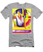 Deco Mirror Men's T-Shirt (Athletic Fit)