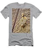 Doors Of The Hassan Mosque In Rabat Men's T-Shirt (Athletic Fit)