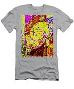 Geometric Abstractions Artwork Colorful Cool Creations Designer Phone Cases 121 Carole Spandau  Men's T-Shirt (Athletic Fit)