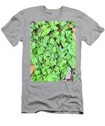Heart Clovers Men's T-Shirt (Athletic Fit)